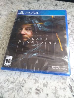 Death standing PS4 for Sale in Spring, TX