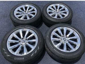 NEW BENTLEY BENTAYGA WHEELS AND TIRES for Sale in North Miami Beach, FL