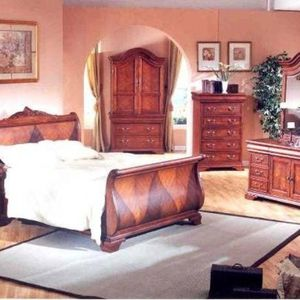 Tuscany 5 Piece Bedroom Set KING SIZE for Sale in Lake Zurich, IL