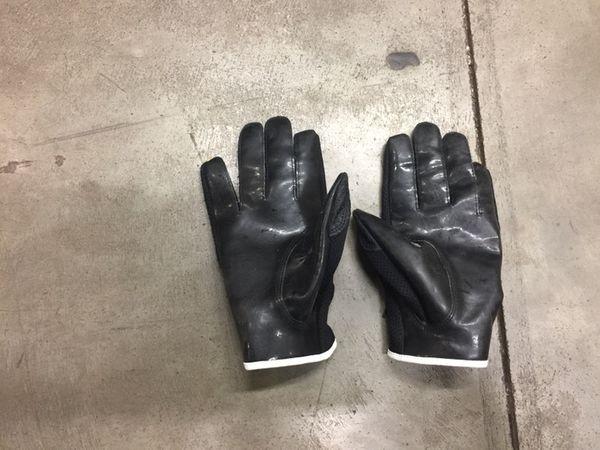 Cutters football gloves
