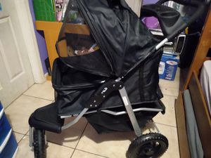 Dog stroller brand new only used 1 tkme for Sale in Miami, FL
