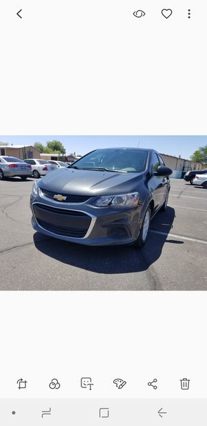 2017 chevy sonic...only 18xxx miles for Sale in Tucson, AZ