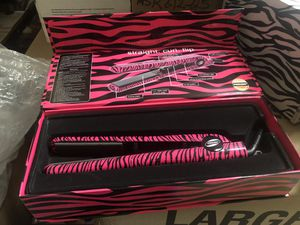 Proliss hair straightener for Sale in Los Angeles, CA