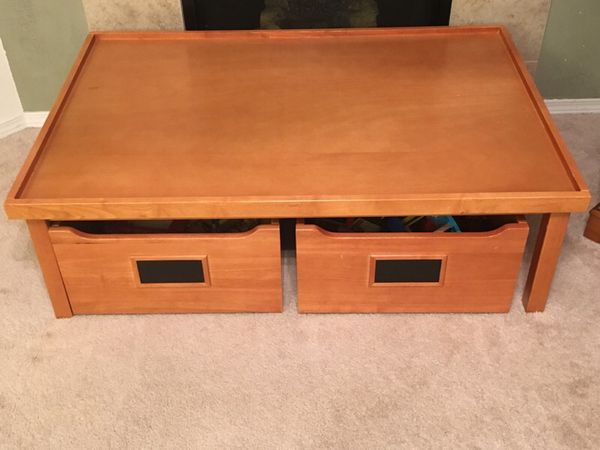 Pottery Barn Train Table For Sale In Lynnwood Wa Offerup