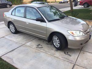 2005 Honda Civic Lx for Sale in Perris, CA
