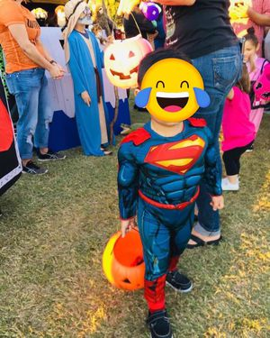 2T superman Halloween costume for Sale in Garland, TX