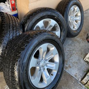 2019 Dodge Ram 1500 6x5.5 Fits Chevy Trucks for Sale in Tarpon Springs, FL