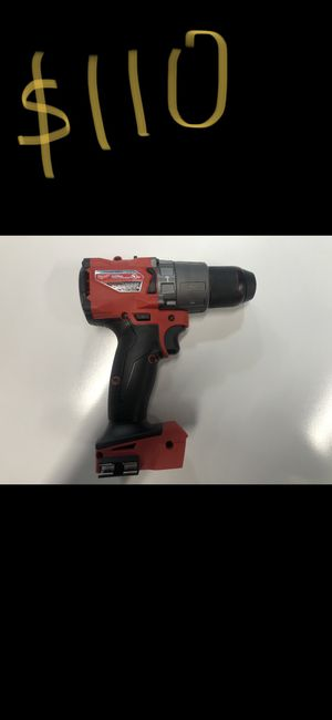 BRAND NEW! Milwaukee Fuel M18 2804-20 1/2 inch Hammer Drill for Sale in Lomita, CA