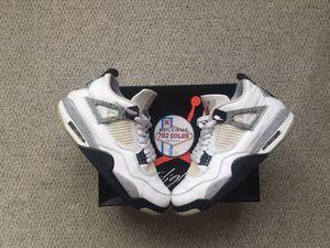Jordan 4 White Cement (2016 Release) for Sale in Henderson, NV