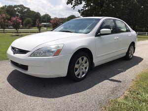 2005 Honda Accord Ex-L for Sale in Morrow, GA