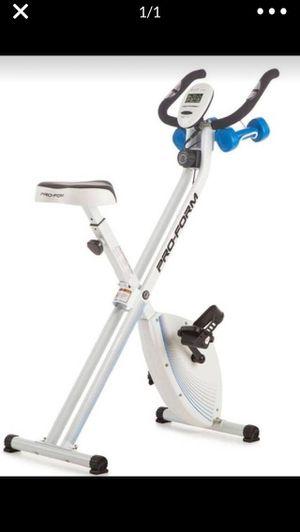 PROFORM FOLDABLE STATIONARY BIKE / exercise bike for Sale in Las Vegas, NV