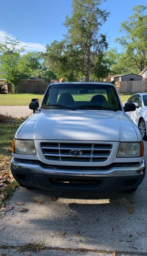 Ford Ranger white for Sale in Orange Park, FL