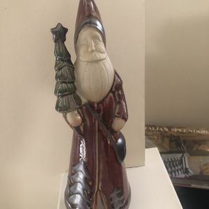 Ceramic Santa for Sale in Annville, PA
