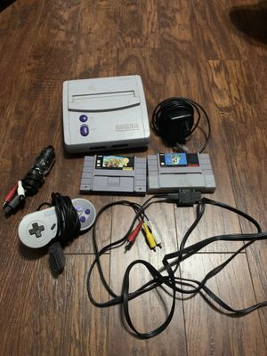 Super Nintendo for Sale in Wendell, NC