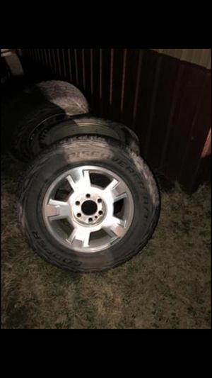2012 F150 stock rims and tires for Sale in Claude, TX
