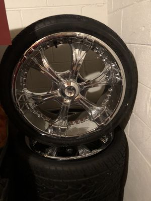22 rims for Sale in Silver Spring, MD