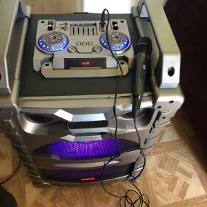 Bluetooth Party Speaker for Sale in Carson, CA