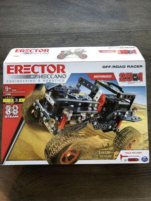 Meccano Robotics! 🚗 for Sale in Clovis, CA