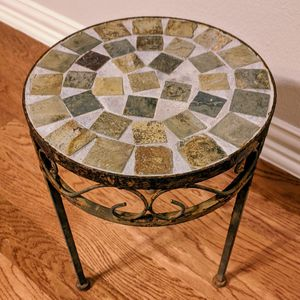 Rustic Rusted Tile Garden Planter Plant Pot Stand Flower Vegetable for Sale in Plano, TX