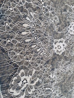 French lace CHANTILLY - Bridal cuture for Sale in Oakland Park, FL