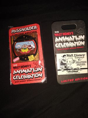Real Walt Disney limited edition pins for Sale in Lewisville, TX