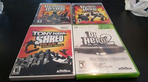 Wii/ Xbox /Playstation games for Sale in Gresham, OR