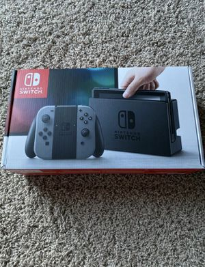 Nintendo Switch with games for Sale in Visalia, CA