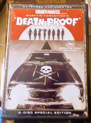 'DEATH PROOF' 2-DISC COPY- GREAT DISC CONDITION for Sale in Canton, IL