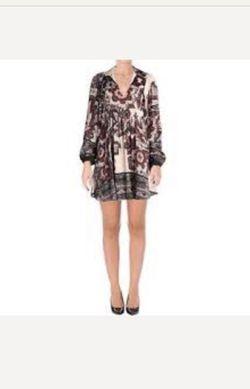 Women's Free People Burgundy Tunic Dress for Sale in Garrison,  MD