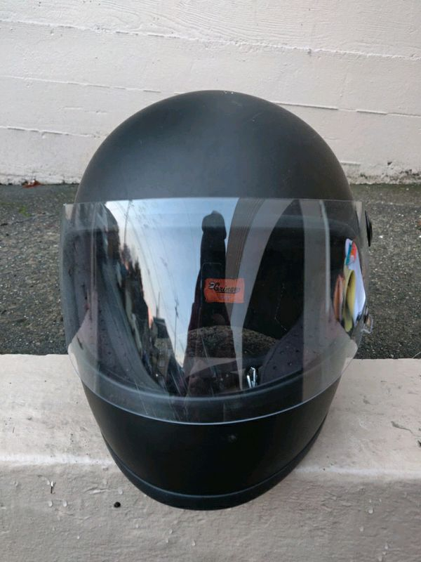 Biltwell Gringo S helmet: Size XL (Black)