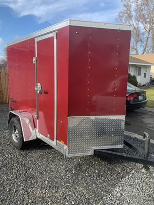 2018 Cargo Express Enclosed cargo trailer for Sale in Kennewick, WA