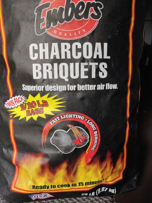 Charcoal briquets for Sale in Kent, WA