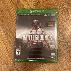 Sealed Brand New Pubg Xbox One for Sale in College Park, MD