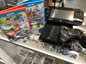 Nintendo Wii U bundle for Sale in Houston, TX