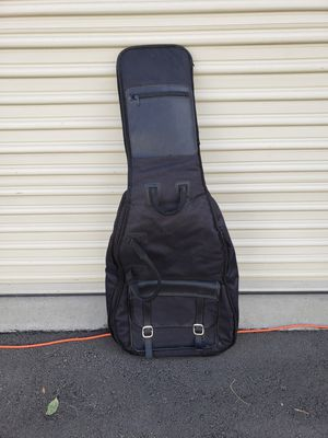 Acoustic Guitar Case - Backpack Style for Sale in Orange, CA