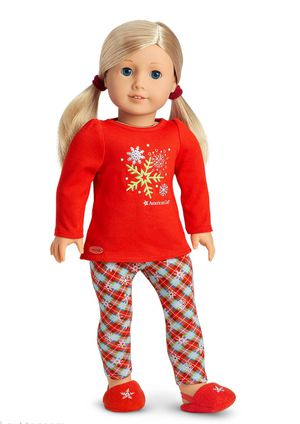 American Girl Holiday Dreams Doll PJ's for Sale in Los Angeles, CA