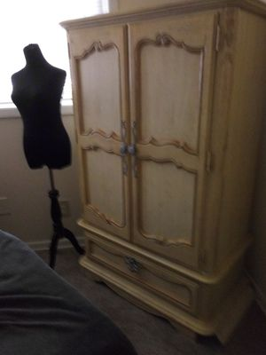 Antique Armoire for Sale in Stone Mountain, GA