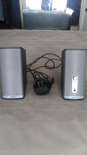 Bose Companion 2 Multimedia/PC Speakers for Sale in Beaumont, CA