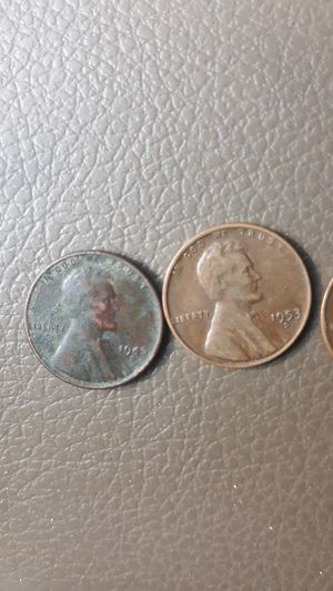 Rare pennies some are error coins mint and no mint for Sale in Quitman, MS