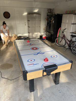 Carrom Air Hockey Table for Sale in Santa Susana, CA