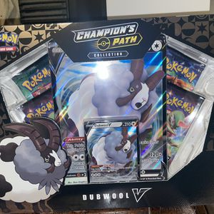 2 Dubwool V Collection Boxes (champion Path) for Sale in East Haven, CT