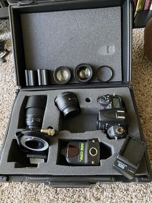 Nikon D7000 for Sale in Manchester, CT