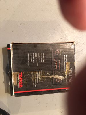 Targa Cassette Radio Combo for Sale in Galena, OH