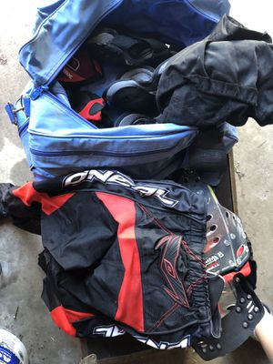 Kids motorcycle / atv gear. for Sale in Tampa, FL