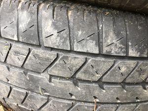 """""""FREE""""(4) Mastercraft Avenger tires P195/60R14 for Sale in Tennerton, WV"""