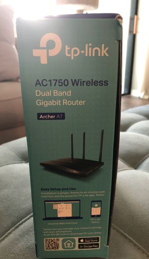 TP Link WiFi router with Alexa for Sale in Lutz, FL