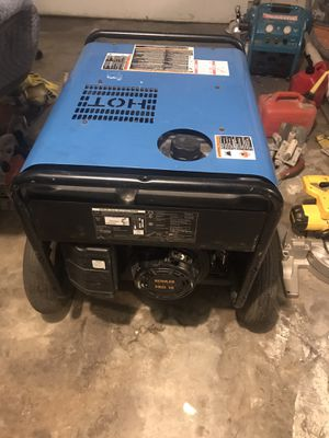 Miller generator, blue star for Sale in Lexington, KY