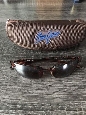 fe7dad8f3d2 Maui Jim brown lenses and frame sunglasses with case for Sale in Elmhurst