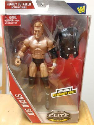 WWE Sycho Sid elite Flashback for Sale in San Antonio, TX