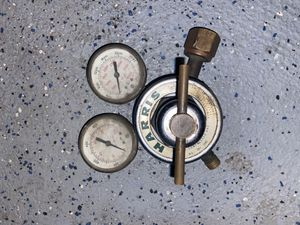 Harris Oxygen Acetylene Regulators Gage for Sale in Dearborn, MI